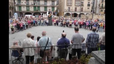 La quincena musical visita Urretxu
