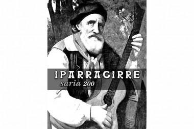 Iparragirre Sariak 2017: Bertsopaperak, Narratiba eta Poesia - Lanen aurkezpena
