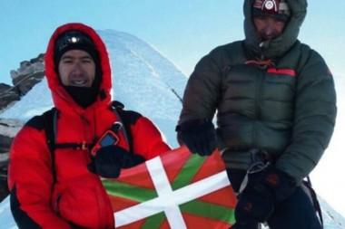XXXV. Semana de Montaña Ostadar: EUSKAL HERRIKO MENDIAK - Juan Mari Gabilondo