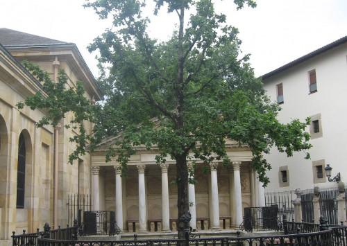 El árbol de Iparragirre