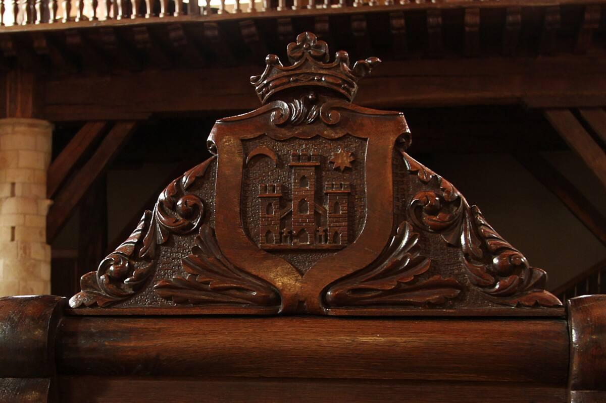 San Martin de Tours eliza Urretxun. 2010 azaroa27